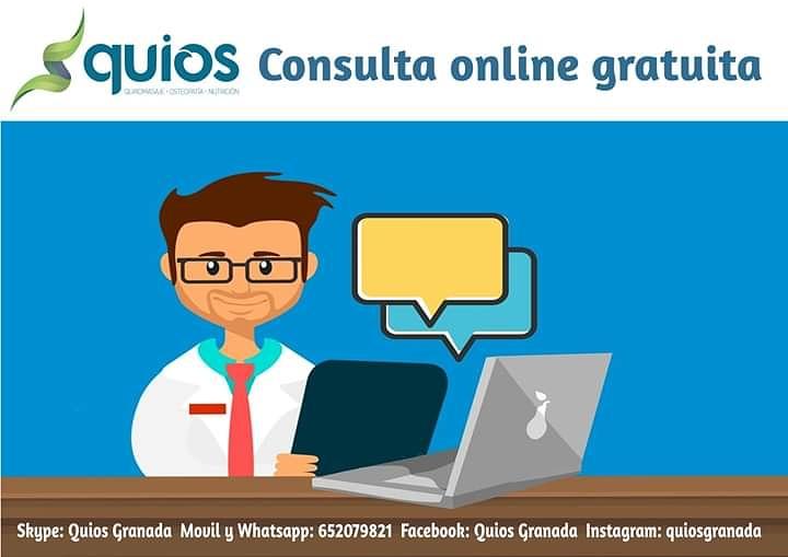 Consulta online gratuita